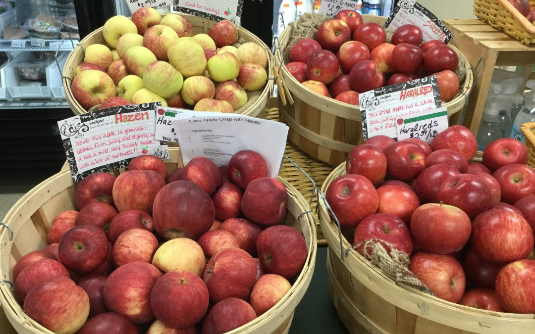 Fall Apples and Member Specials